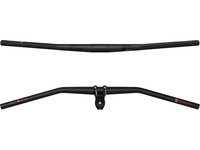 SQlab 311 FL-X Lenker Ø31,8mm 16° 25mm Carbon schwarz